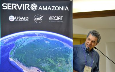 Three moments of the SERVIR-Amazonia Kick-Off