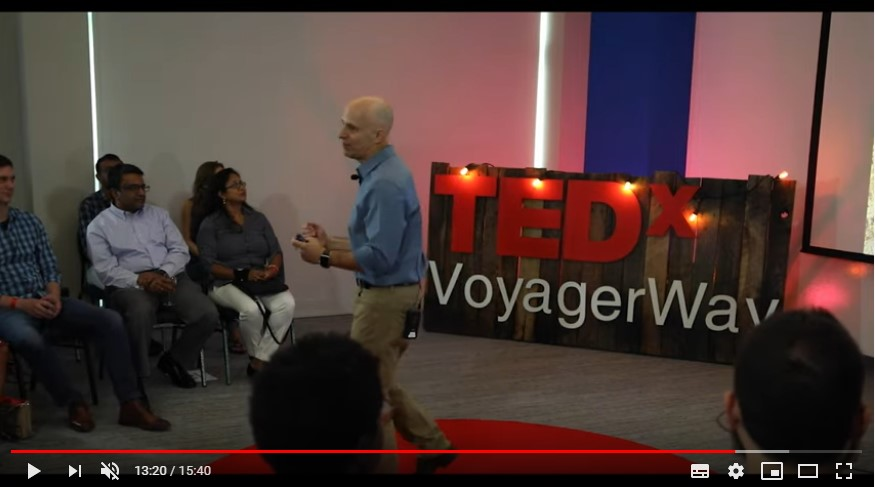 A Must Watch: SERVIR-Global Program Manager Dan Irwin's Ted Talk