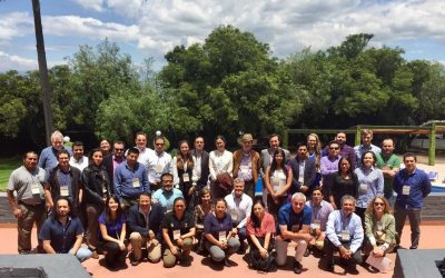 A workshop in Ecuador generated 13 ideas of information services based on geospatial data to improve environmental decision-making