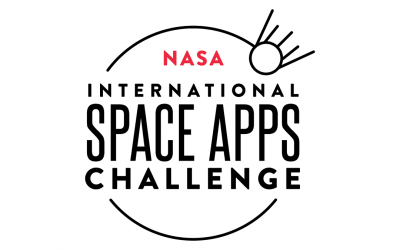 Young Colombian talent in the Space Apps Challenge, Cali: Combining algorithms and a desire for a more sustainable world
