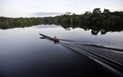 Earth Day 2021:  SERVIR-Amazonia Turns to Climate Action