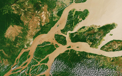 Geospatial services for climate-smart environmental decision-making in the Brazilian Amazon