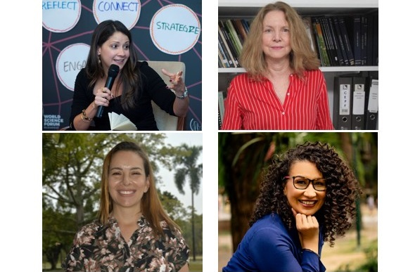 Discover the Leadership Vision of four Women in Environment & Geospatial Fields