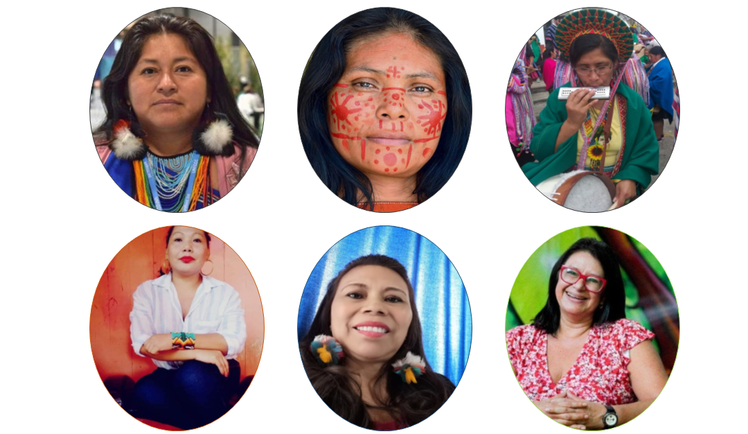 Don't Miss the Conversation on the Perspectives of Indigenous Women of the Amazon